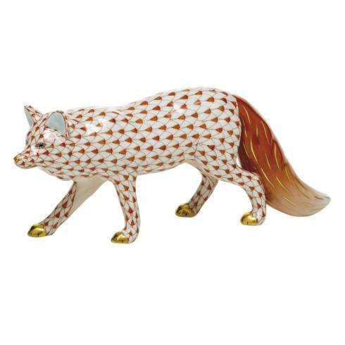$575.00 Observant Fox - Rust