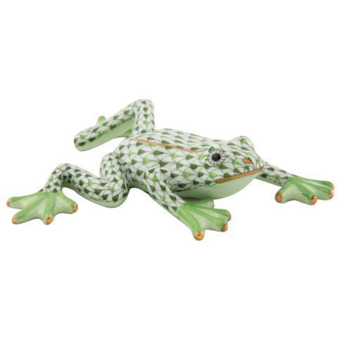 Reaching Frog image