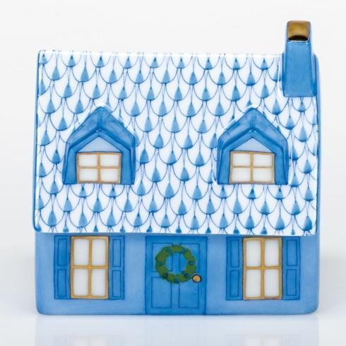 $385.00 Home Sweet Home - Blue