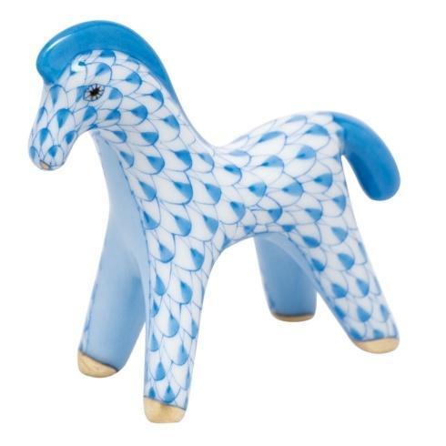 $165.00 Horsey - Blue