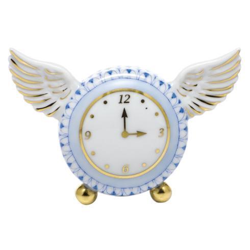 $235.00 Time Flies - Blue