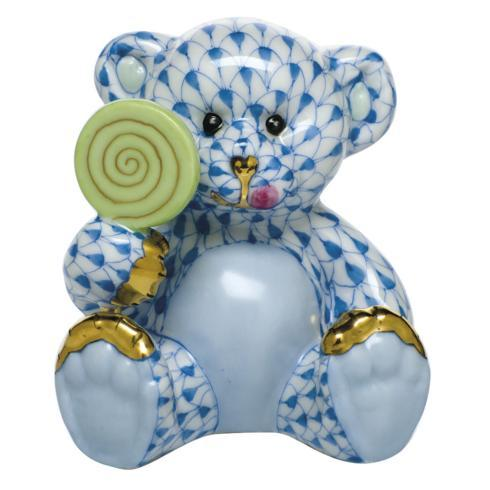 $425.00 Sweet Tooth Teddy - Blue