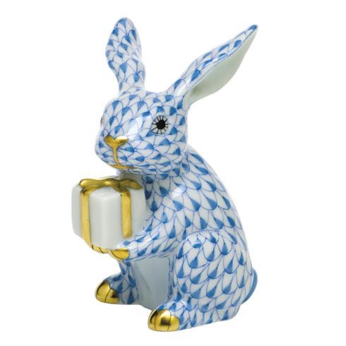 Celebration Bunny - Blue image
