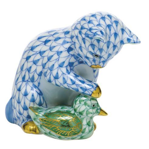 $425.00 Kitten & Duckling - Multicolor