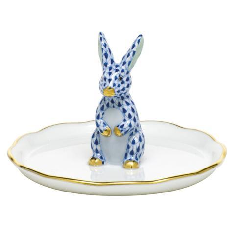 Bunny Ring Holder - Sapphire