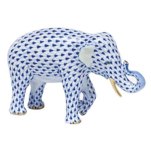 $785.00 Asian Elephant - Sapphire