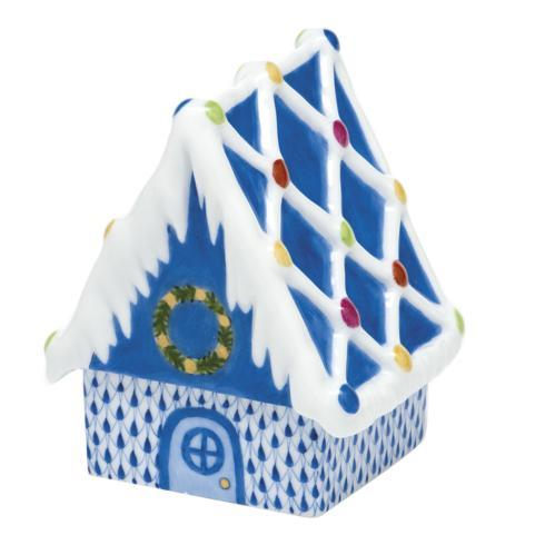 Gingerbread House - Sapphire image