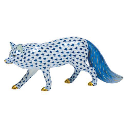 $575.00 Observant Fox - Sapphire