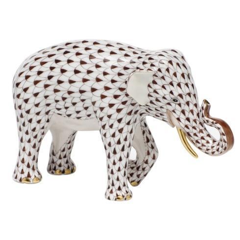 $785.00 Asian Elephant - Chocolate