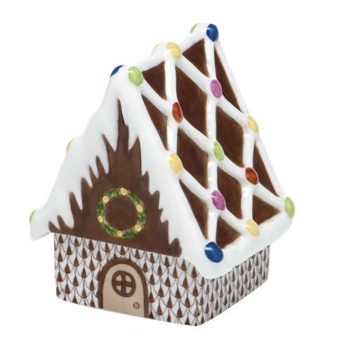 Gingerbread House - Chocolate image
