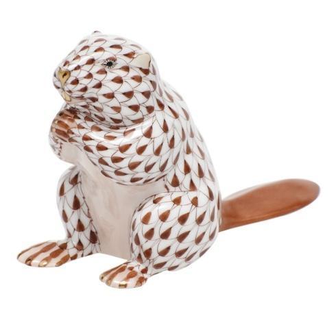 Small Beaver - Chocolate