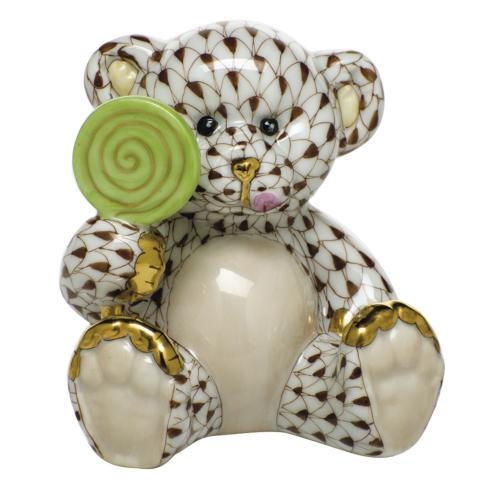 $425.00 Sweet Tooth Teddy - Chocolate