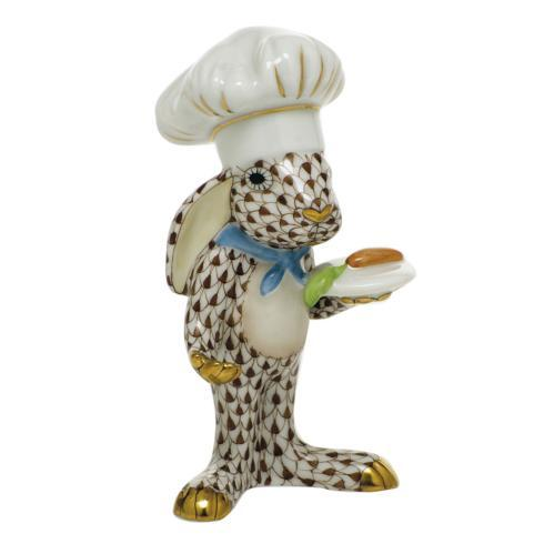 Chef Bunny-Chocolate