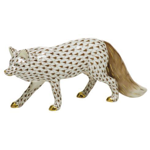 $575.00 Observant Fox - Chocolate