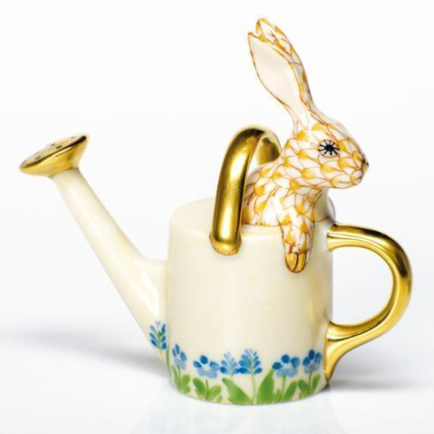 Watering Can Bunny - Butterscotch