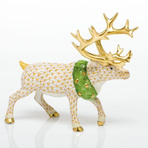 $785.00 Holiday Reindeer - Butterscotch