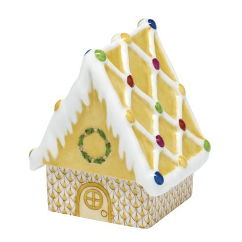 Gingerbread House - Butterscotch image