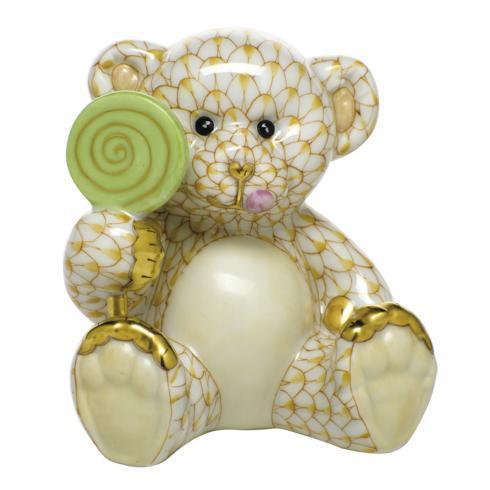 Sweet Tooth Teddy - Butterscotch