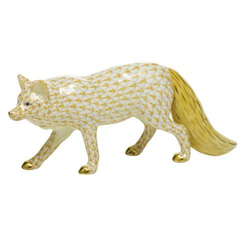 $575.00 Observant Fox - Butterscotch