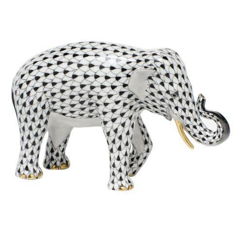 $785.00 Asian Elephant - Black
