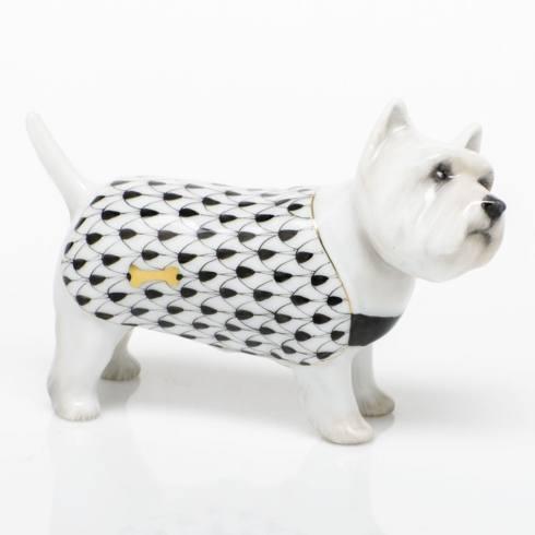 West Highland Terrier - Black