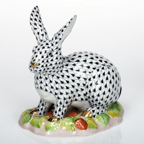 $840.00 Berry Bunny - Black