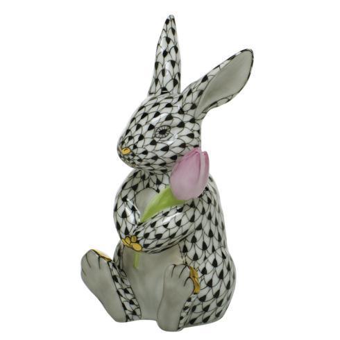 $535.00 Blossom Bunny - Black