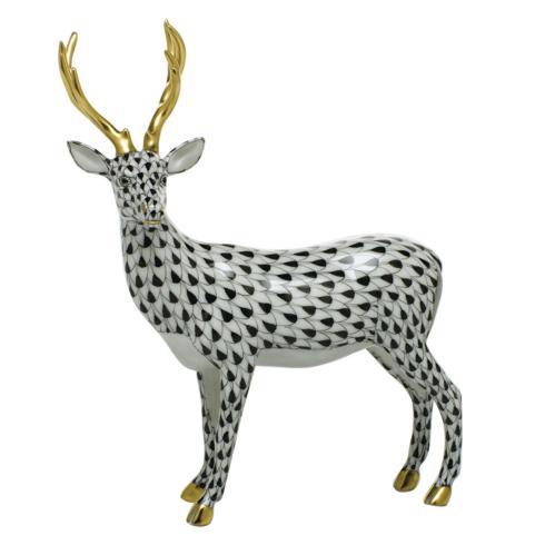 $650.00 Deer - Black