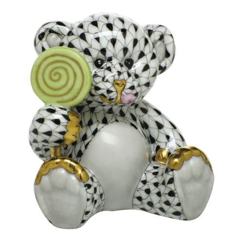 $425.00 Sweet Tooth Teddy - Black