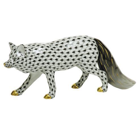 $575.00 Observant Fox - Black