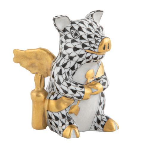 $350.00 Cupid Piggy