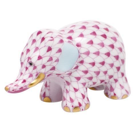 Little Elephant - Raspberry