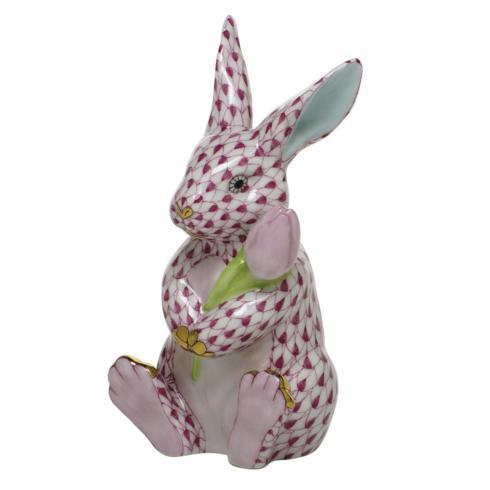 Blossom Bunny - Raspberry image