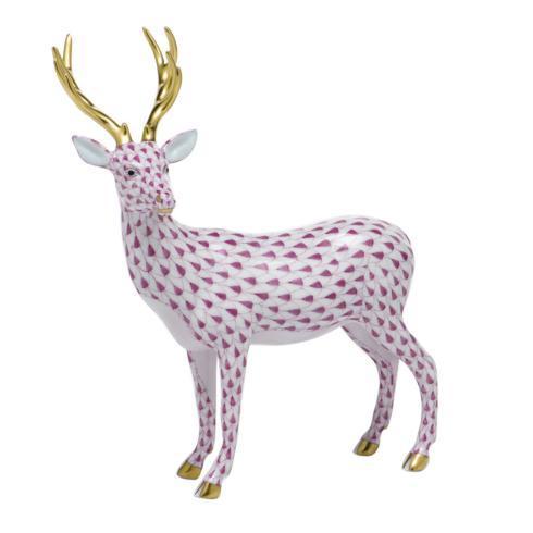 Deer - Raspberry