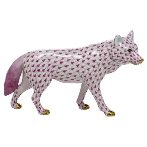 Wolf - Raspberry