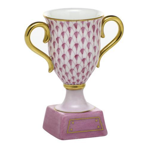 $215.00 Trophy - Raspberry