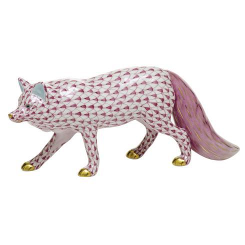 $575.00 Observant Fox - Raspberry