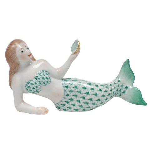 $350.00 Mermaid - Green