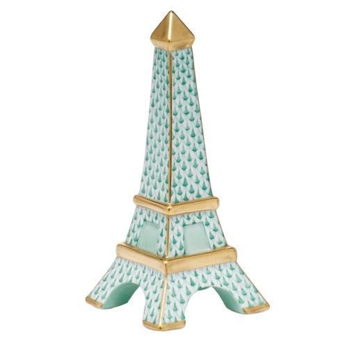 $395.00 Eiffel Tower - Green