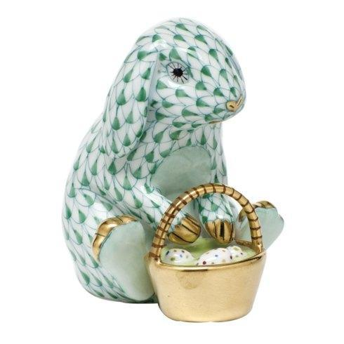 $450.00 Eggstravagant Rabbit - Green