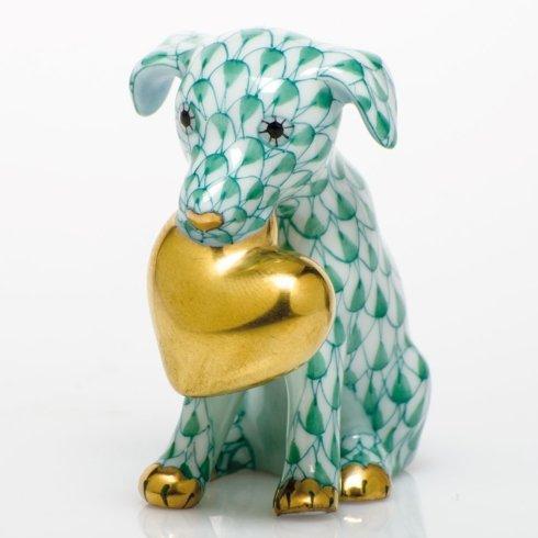 Puppy Love - Green
