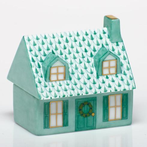 $385.00 Home Sweet Home - Green