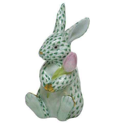 Blossom Bunny - Green image