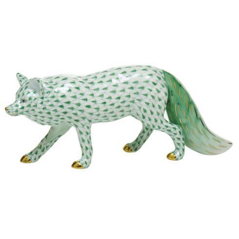 $575.00 Observant Fox - Green