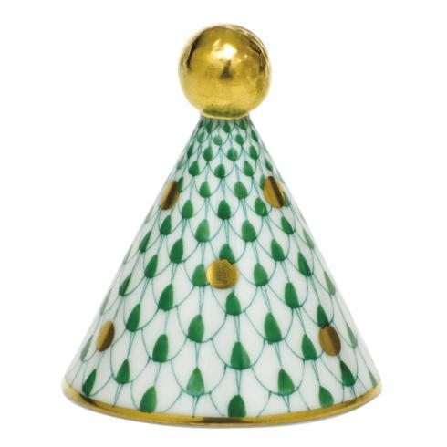 $175.00 Party Hat - Green