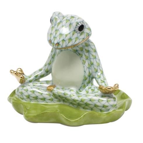 $325.00 Yoga Frog -  Key Lime
