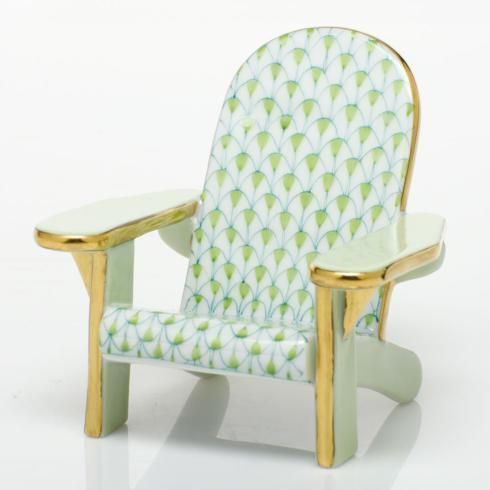 Adirondack Chair - Key Lime