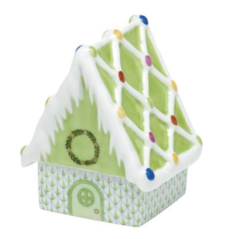 Gingerbread House - Key Lime image
