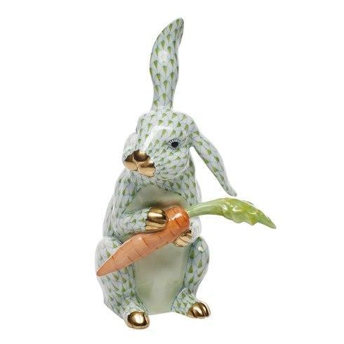 $835.00 Large Bunny w/Carrot