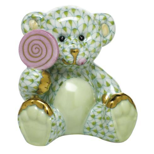 $425.00 Sweet Tooth Teddy - Key Lime